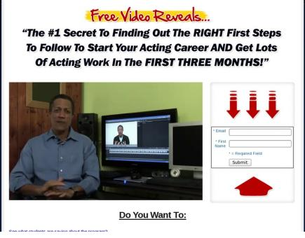 acting-career-quick-start-without-wasting-time